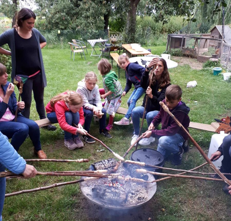 Wilde Küche – Kochen am offenen Feuer