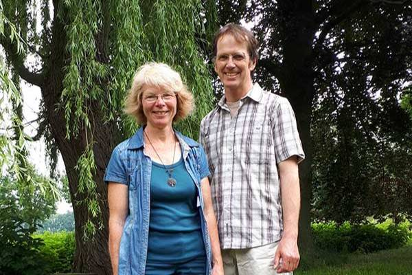 Karola und Thomas Beerhues